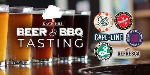 3rd Annual Beer Tasting & BBQ at Knob Hill