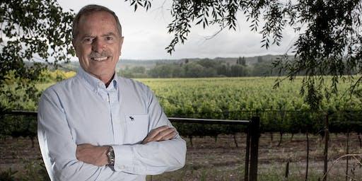 Argentinian Wine Dinner with Patricio Gouguenheim