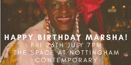 Happy Birthday Marsha! Film & Panel  tickets