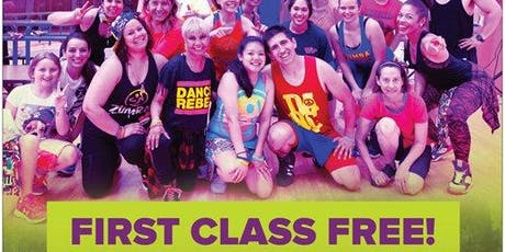 Zumba® Cardio Fitness in Clarendon - 1st CLASS FREE! tickets