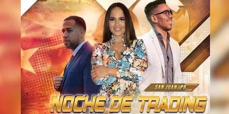 NOCHE DE TRADING  tickets