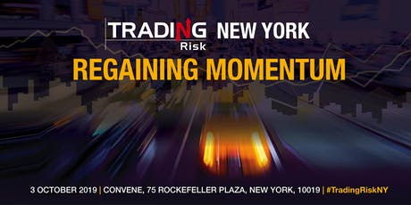 Trading Risk New York 2019 tickets