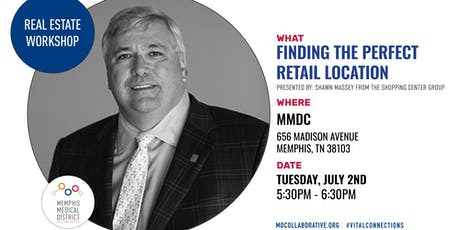 MMDC Summer Workshop Series: Finding a Perfect Retail Location tickets