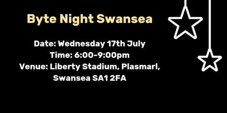 Byte Night Swansea Launch tickets