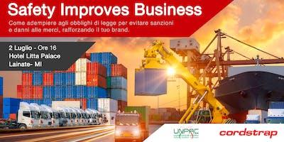 Safety Improves Business - Lainate (MI)