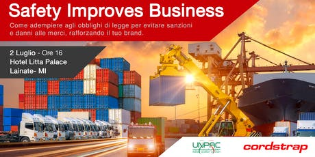 Safety Improves Business - Lainate (MI) biglietti
