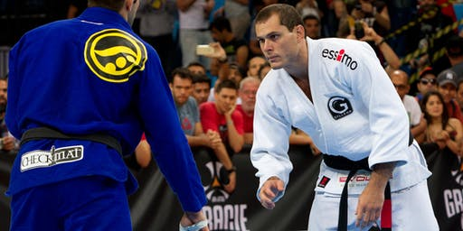 Roger Gracie seminar at Renzo Gracie Upper West Side