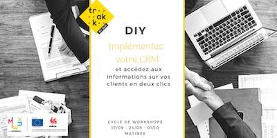 DIY: Implémentez un CRM et accédez aux informations sur vos clients en 2clics