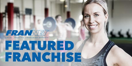 Shape Up Your Future with This Franchise (WEBINAR) tickets