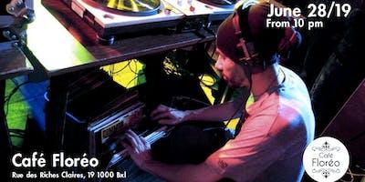 Floréo dj set w/ Defi J, Hiphop Funk