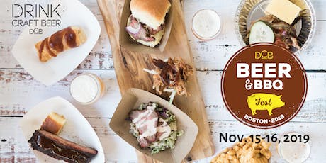 Boston Beer and BBQ Fest tickets