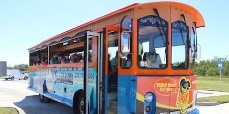 Tiki Trolley Crawl tickets