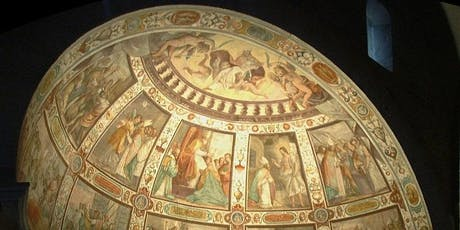 Presentazione  del restauro  degli affreschi della Cattedrale di Fiesole biglietti