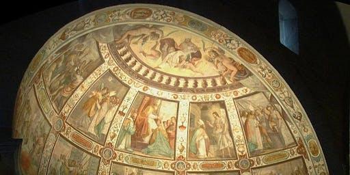 Presentazione  del restauro  degli affreschi della Cattedrale di Fiesole