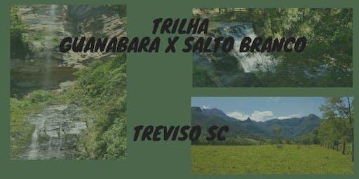 23/06/2019 - Trilha da Guanabara e Cachoeira do Salto Branco - Treviso/SC