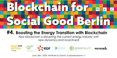 Blockchain for Good: Boosting the Energy Transitio