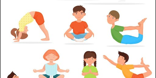 Family Yoga at the Library - July 9