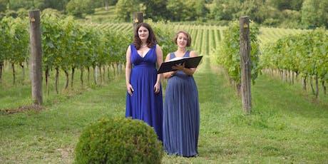Opera on the Vineyard tickets