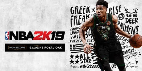 Monday Night Gaming: The 2K Experience tickets