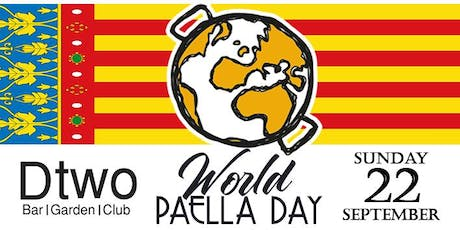 World Paella Day tickets