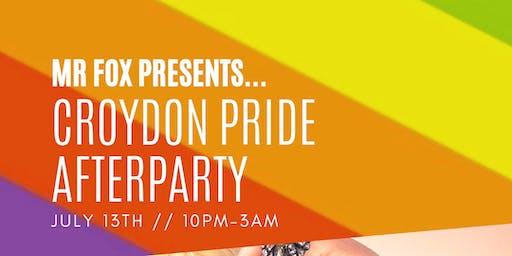 CROYDON PRIDE 2019 AFTER-PARTY