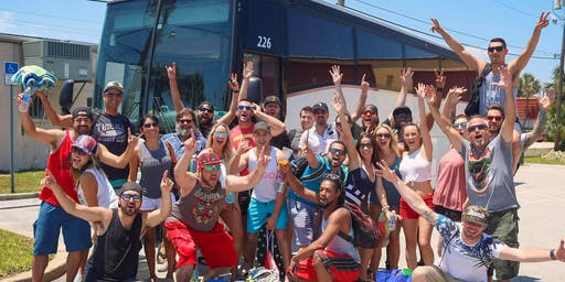 C2N Beach Bus Liam Fitzpatrick's to NSB