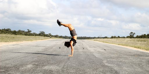 Panther Yoga Social: Inversions