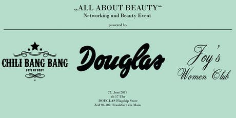 Beauty & Networking Event DOUGLAS Tickets