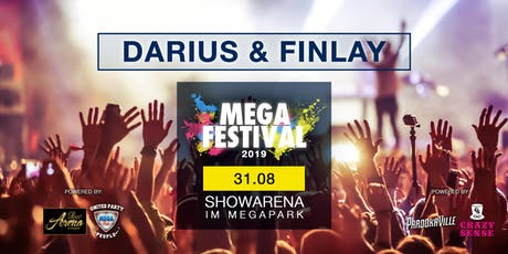 MEGAFESTIVAL - DARIUS & FINLAY Tickets