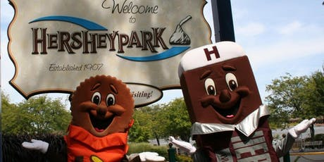 Hershey Park Amusement Park Trip tickets
