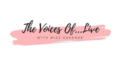 The Voices Of..Live.Interactive Talk Show