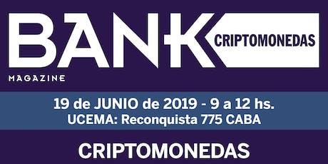 Bank Criptomonedas entradas
