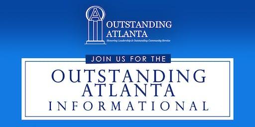2019 Outstanding Atlanta Class Informational