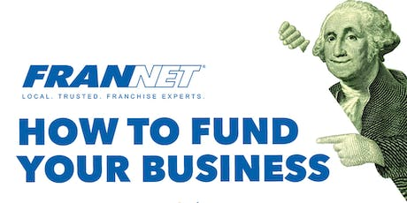 How to Fund Your Business (JULY WEBINAR) tickets