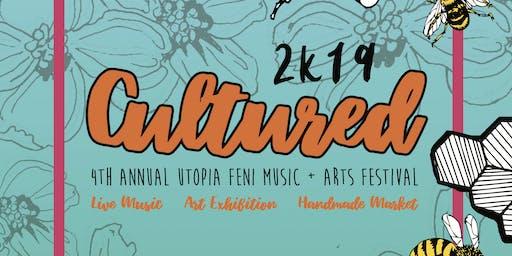 CULTURED 2K19: 4th Annual Utopia Feni Music + Arts Festival