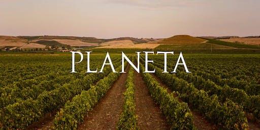 WINE DINNER with SCOTT GOSS and PLANETA WINES
