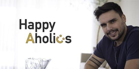 Happyaholics - Viciados em Felicidade ingressos