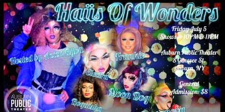 Haus of Wonders Drag Show tickets