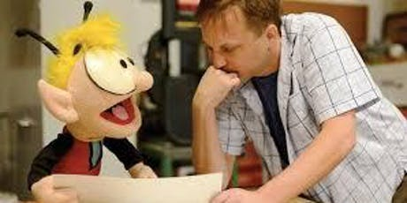 Puppet Workshop with Steve Troop tickets