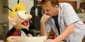 Puppet Workshop with Steve Troop