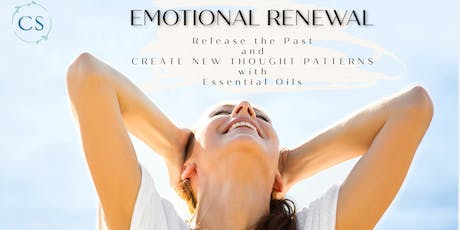 Emotional Renewal: Release the Past and Create New Thought Patterns tickets
