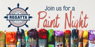Paint Night | 2019 RCM&D Regatta Fundraiser