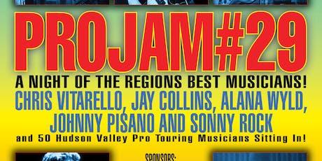 Blue Pro Jam tickets
