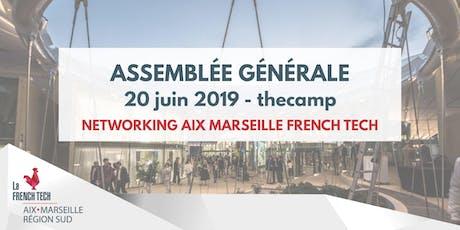 Assemblée Générale Aix-Marseille Métropole French Tech billets