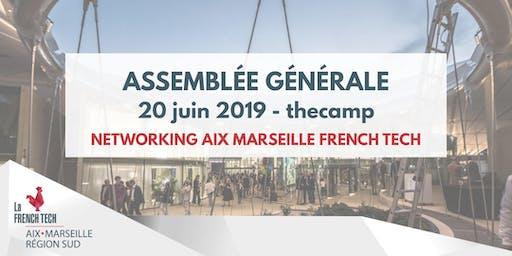 Assemblée Générale Aix-Marseille Métropole French Tech