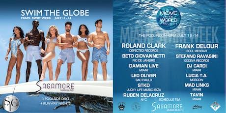 Swim The Globe Move The World Miami Swim Week benefiting PAW - Day 2 tickets