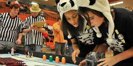 FIRST LEGO League 2019 - Network and Knowledge Sharing tickets
