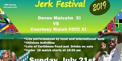 Cricket Family Fun Day & Jerk Festival