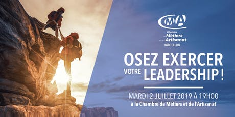 Osez exercer votre leadership tickets