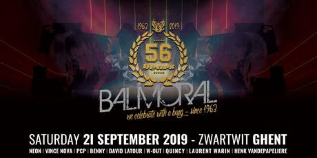 56 Years Balmoral tickets